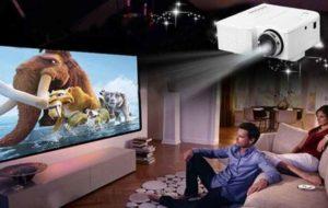 La diffusione dei proiettori nel mercato dell'home video