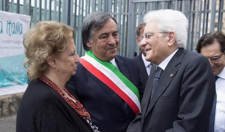 """Il ricordo della strage di Capaci, Mattarella: """"Una profonda ferita"""""""