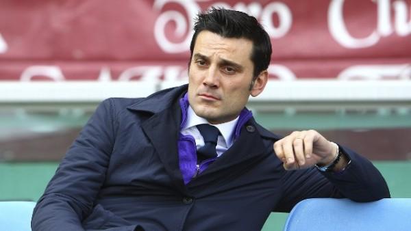 """Fiorentina, Montella esonerato: """"Venuto meno il rapporto fiduciario"""""""
