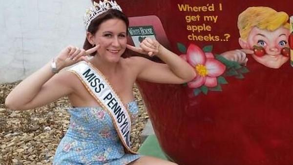 Miss Pennsylvania si finge malata di cancro per intascare i soldi della beneficenza