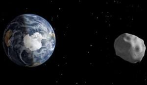 """Scienziati lanciano l'allarme: """"Asteroide colpirà la Terra entro il 28 settembre"""""""