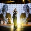 """Eros presenta il 'Perfetto World Tour' e le 'canta' anche a Marino: """"Roma è sporca. Il sindaco non va bene"""""""