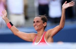 """Tennis, Roberta Vinci: """"Non mi aspettavo a 32 anni di battere Serena Williams"""""""