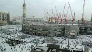 Strage a La Mecca, gru crolla sulla Grande Moschea: 107 morti e 238 feriti