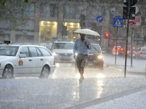 Meteo: allerta in Calabria e Sicilia per tutta la giornata di domenica