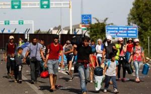 Emergenza migranti: in migliaia entrano in Croazia, Zagabria allerta l'esercito