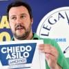 """Salvini: """"Serve un tetto agli alunni stranieri nelle classi, altrimenti non è buona scuola"""""""