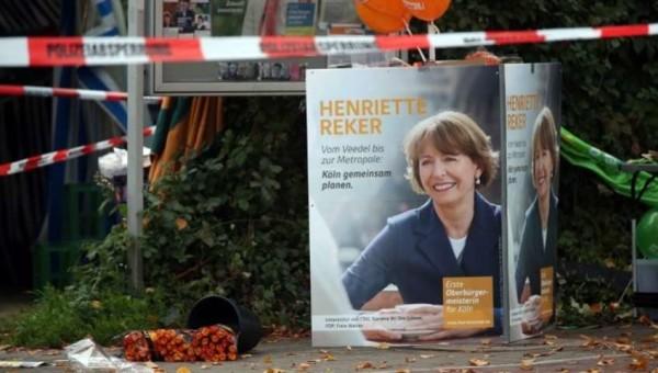 Colonia: candidata a sindaco accoltellata, arrestato un uomo. Forse pista xenofoba