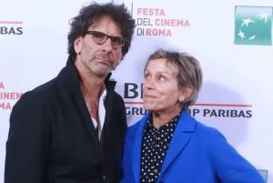 Festa del Cinema di Roma: Joel Coen e Frances McDormand insieme tra set e famiglia