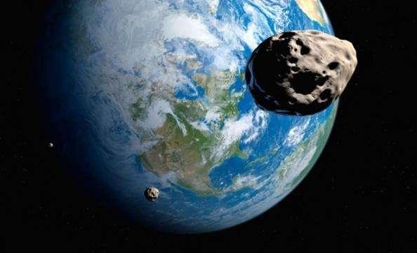 """In arrivo l'asteroide di """"Halloween"""", sfiorerà la terra nella notte del 31 ottobre"""
