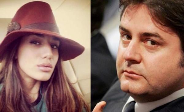 Botte alla modella Bonetti, oltre a Stefano Ricucci indagato anche il figlio Dodo
