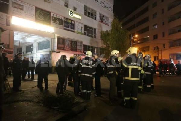 Romania, strage in discoteca: esplosione durante concerto rock provoca 27 morti