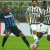 Inter-Juventus 0-0, alla traversa di Brozovic risponde il palo di Khedira