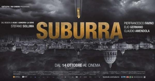 """""""Suburra"""", il nuovo Romanzo Criminale sulla mafia romana: dal 14 ottobre al cinema, poi la serie su Netflix"""