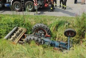 Grosseto, 19enne romeno schiacciato da un trattore. È il 19esimo caso in Toscana