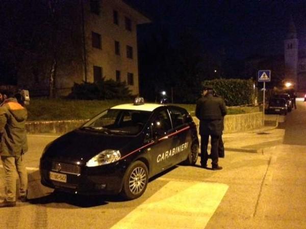 """Attentati Parigi: """"Salah è qui a Pordenone"""", blitz dei carabinieri in una palazzina"""