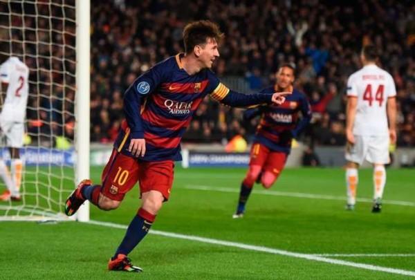 Champions League, Barcellona-Roma 6-1: ennesima disfatta europea per i giallorossi