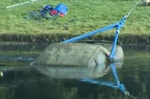 Scomparso dieci anni fa, cadavere ritrovato grazie a Google Maps: l'auto era affondata nel lago