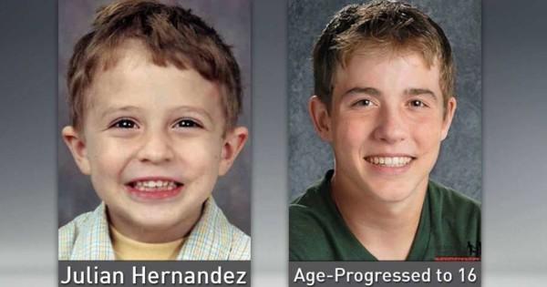 Scomparso nel nulla all'età di cinque anni: ritrovato sano e salvo dopo tredici