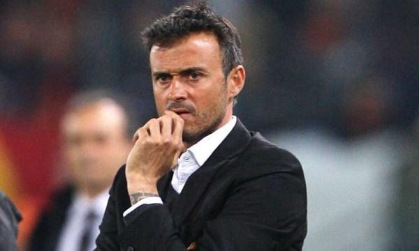 """Barcellona, Enrique: """"Spero che la Roma passi il turno, ma io sono pagato per vincere"""""""