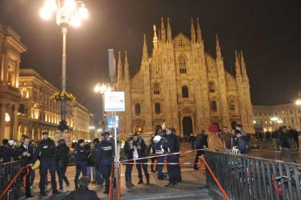 Metropolitana Milano Duomo 00101