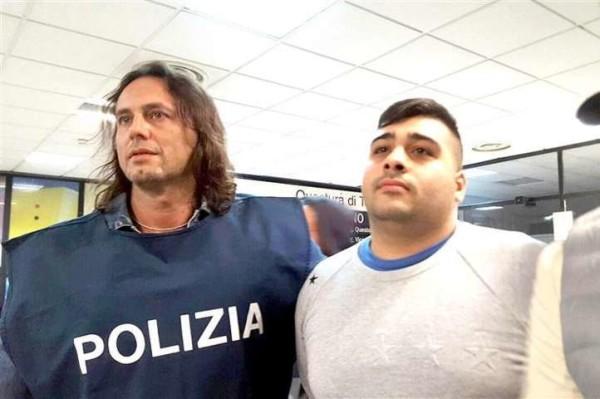 Napoli: arrestato il baby boss della camorra Pasquale Sibillo, tradito da un tatuaggio