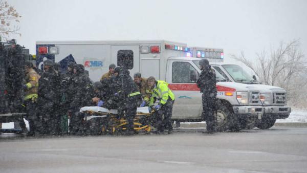 Sparatoria a Colorado Springs: tre morti e nove feriti, 150 persone bloccate per ore