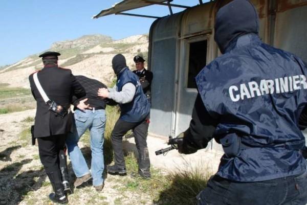 Corleone: blitz antimafia, azzerato il mandamento di Totò Riina e Bernardo Provenzano