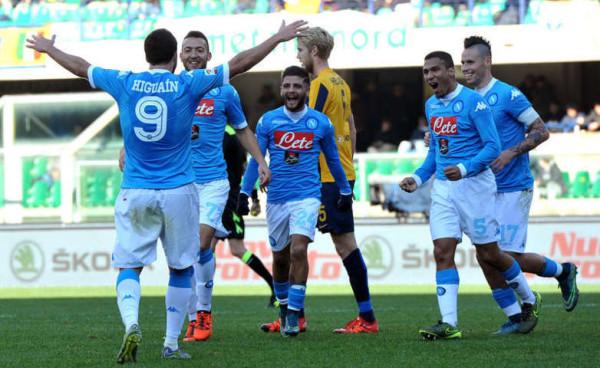 Napoli: la formazione di Sarri diventa materia di studio, meglio di Bayern e Barcellona
