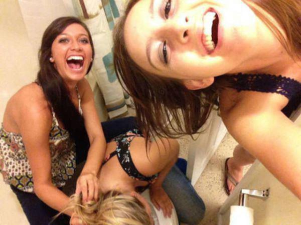 Alcol selfie
