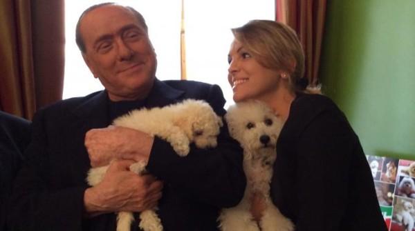 Arcore, lieto evento per Berlusconi e la Pascale: Dudina ha partorito