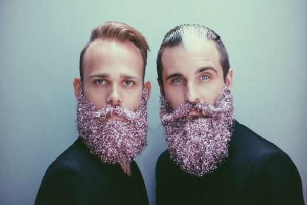 """""""Glitterbeard"""", l'ultima tendenza maschile per il Natale arriva da oltreoceano"""
