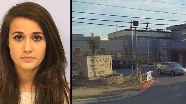 Texas, prof 28enne va a letto con i suoi alunni 17enni: rischia 5 anni di carcere