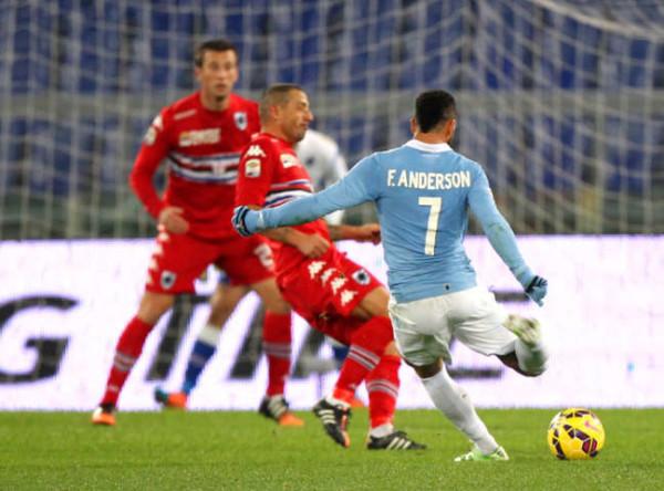 Lazio-Sampdoria: canali tv e streaming, formazioni ufficiali e quote (Serie A 2015-16)