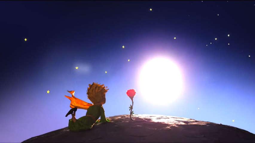 """""""Il piccolo principe"""": al cinema in versione animata e rivisto con gli occhi di una bambina"""
