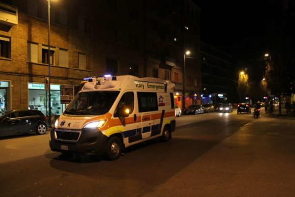Rovigo, 66enne scappa ubriaco dall'ospedale e viene investito da un'auto