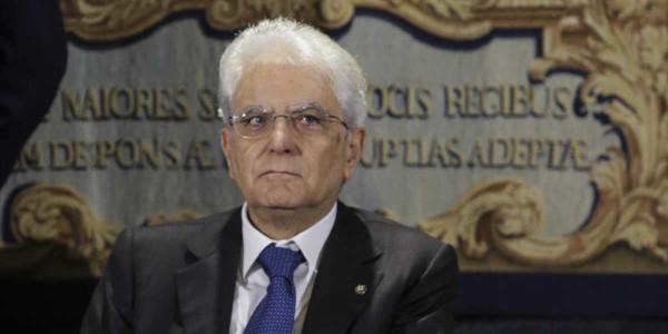 """Presidente Mattarella sul Salva banche: """"Episodi gravi, tutelare e valorizzare il risparmio"""""""