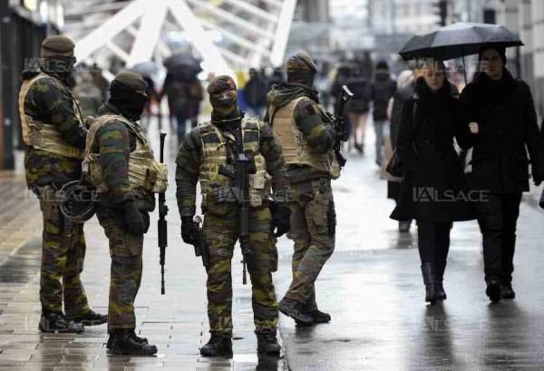 Rischio attentati a Bruxelles: sindaco annulla i festeggiamenti di Capodanno
