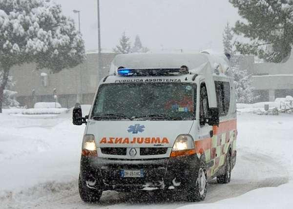 Udine: trovato uomo senza vita a Comeglians, ipotermia probabilmente la causa