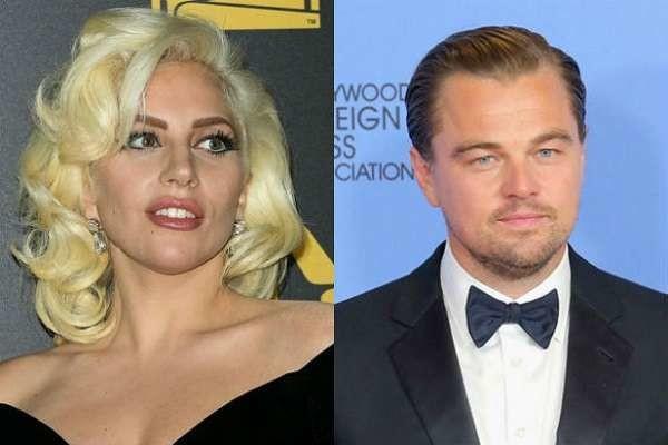 Di Caprio e Lady Gaga: lei lo strattona, lui fa una smorfia e la scena diventa virale