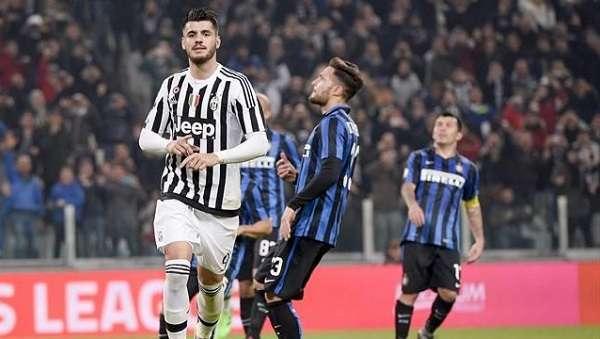 Coppa Italia, Juventus-Inter 3-0: Morata e Dybala danno spettacolo, ipotecata la finale
