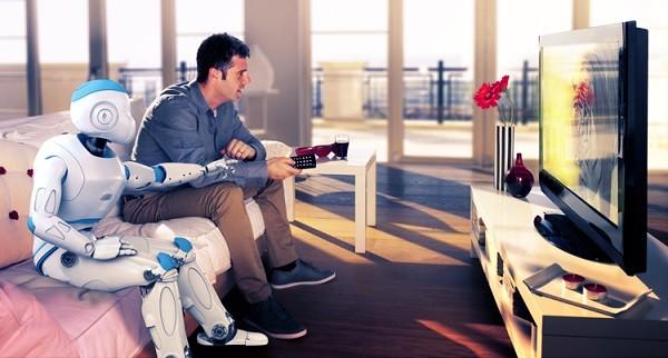 Mark Zuckerberg: creare un robot domestico la sua nuova sfida per il 2016