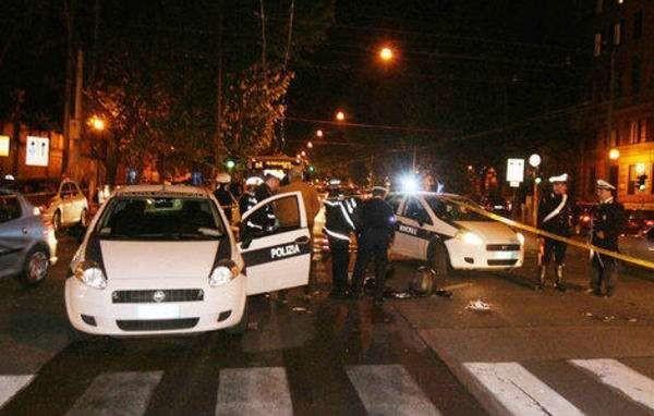 Roma: moldavi si denudano davanti a donna e bimbe, picchiato un poliziotto intervenuto