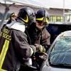 Ancona, follia sulla superstrada: litiga con moglie, la fa scendere e si schianta contro tir