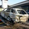 """Caso Audi gialla: rinvenuta bruciata e i banditi scappati. Procura: """"Difficile acciuffarli adesso"""""""