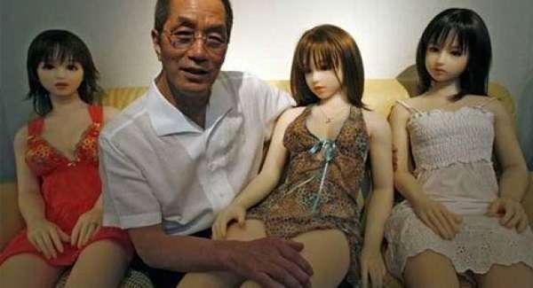 Giappone: azienda produce bambina gonfiabile per pedofili, il web si ribella