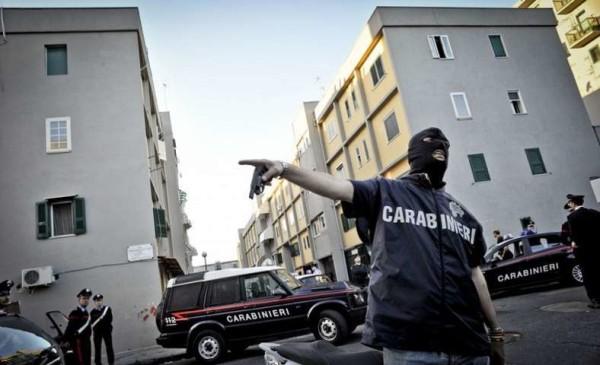 Ndrangheta: venti arresti per associazione mafiosa eseguiti tra Torino e la Calabria