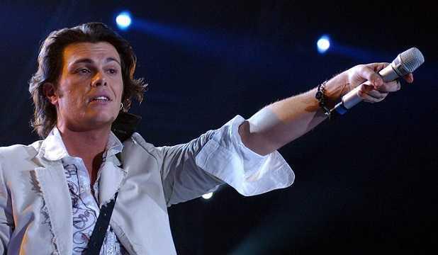 Gianluca Grignani e la pessima figura al concerto di fine anno a Bari