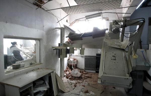 Cina shock: demolito ospedale con pazienti e medici ancora dentro, pensavano fosse vuoto
