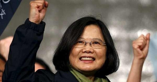 Taiwan, è nuova svolta: prima donna presidente a capo della nazione